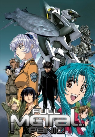 Full Metal Panic! main image
