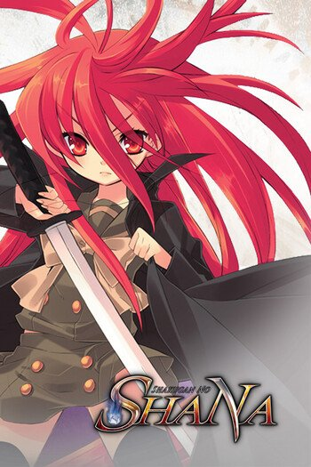 Shakugan no Shana main image