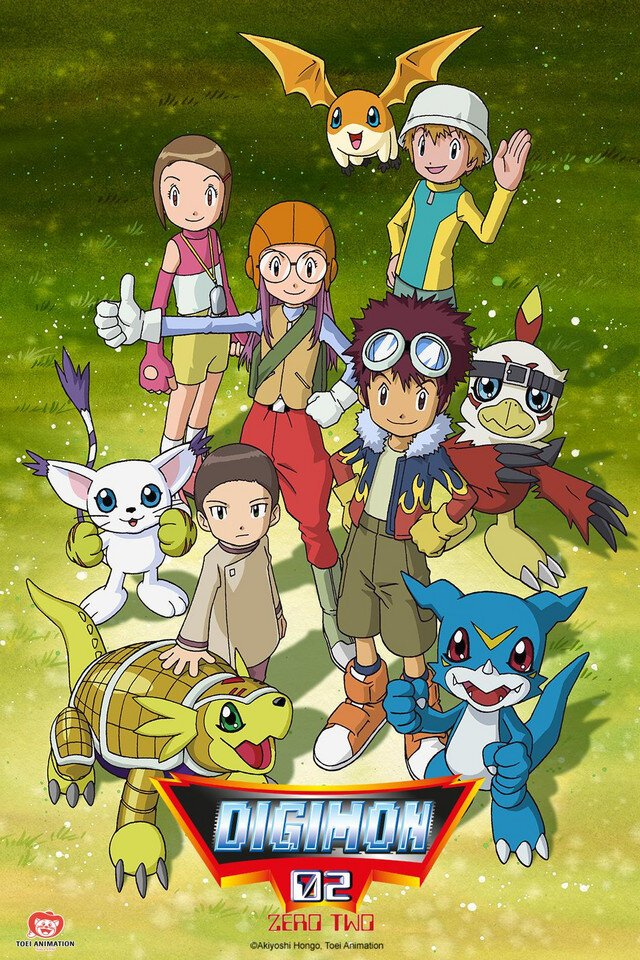Digimon Season 2: Digital Monsters main image