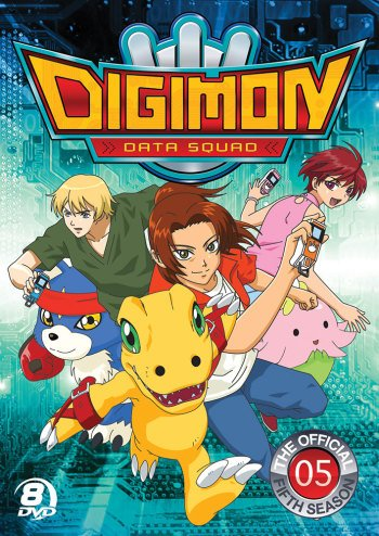 Digimon Season 5: Savers