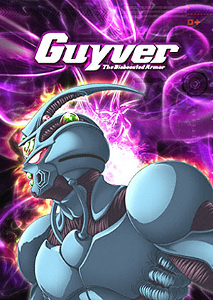Guyver - The Bioboosted Armor (2005)
