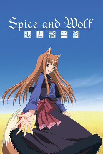 Spice and Wolf main image