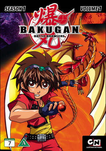 Bakugan Battle Brawlers main image
