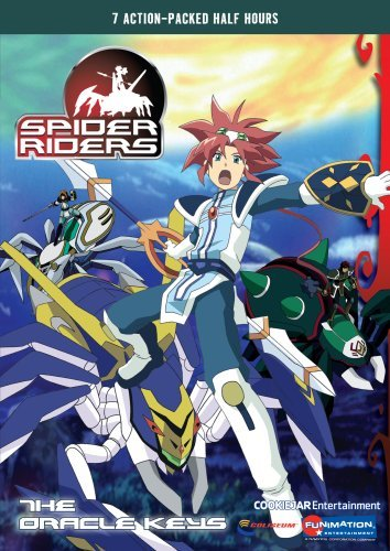 Spider Riders main image