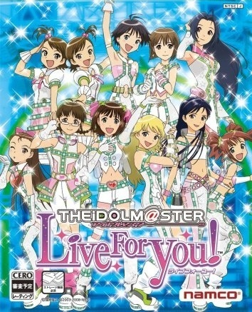 The iDOLM@STER: Live For You! main image