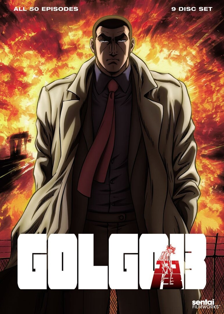 Golgo 13 TV main image