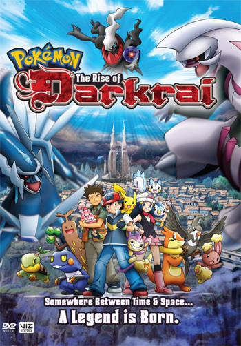 Pokemon Movie 10: The Rise of Darkrai main image