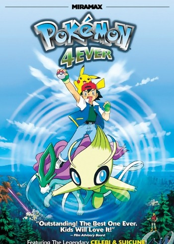 Pokemon Movie 4: Pokemon 4Ever main image