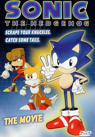 Sonic the Hedgehog: The Movie main image