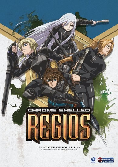 Chrome Shelled Regios main image