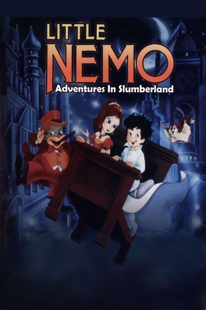 Little Nemo: Adventures in Slumberland main image