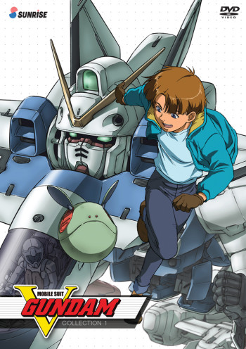 Mobile Suit Victory Gundam main image
