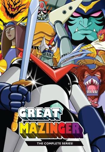 Great Mazinger main image