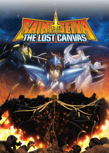 Saint Seiya: The Lost Canvas - Meiou Shinwa main image