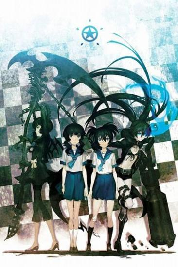 Black Rock Shooter main image