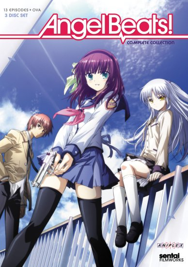 Angel Beats! main image