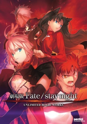 Fate/stay night: Unlimited Blade Works main image