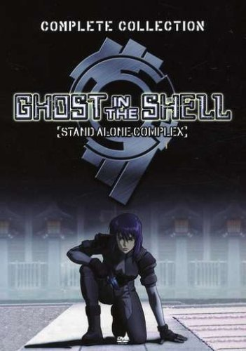 Ghost in the Shell: Stand Alone Complex main image