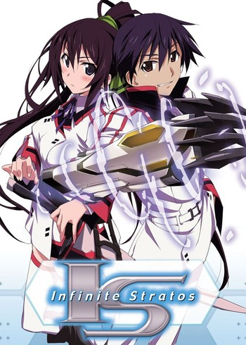 Infinite Stratos main image