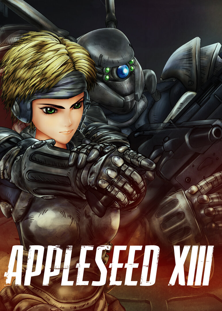 Appleseed XIII main image