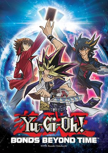Yu-Gi-Oh! 3D: Bonds Beyond Time main image