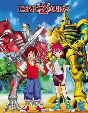 Dinozaurs: The Series main image