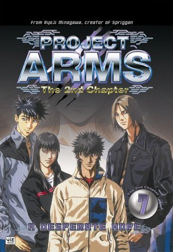Project ARMS: The 2nd Chapter main image