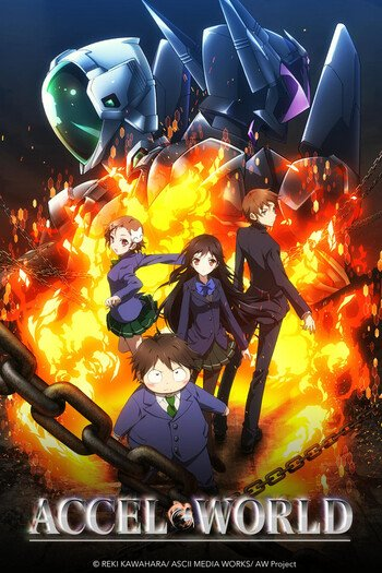 Accel World main image