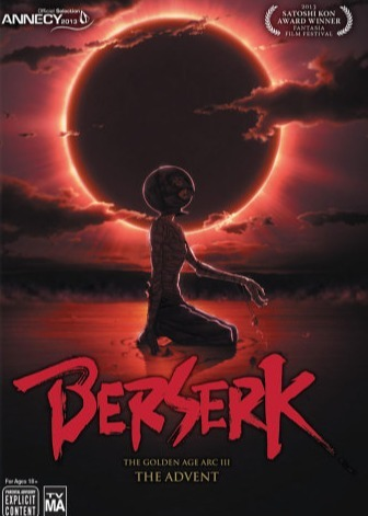 Berserk Golden Age Arc III: Descent main image