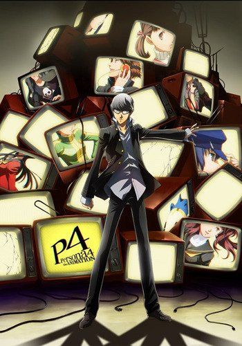 Persona 4 The Animation: No One is Alone main image