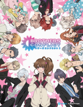 Brothers Conflict main image