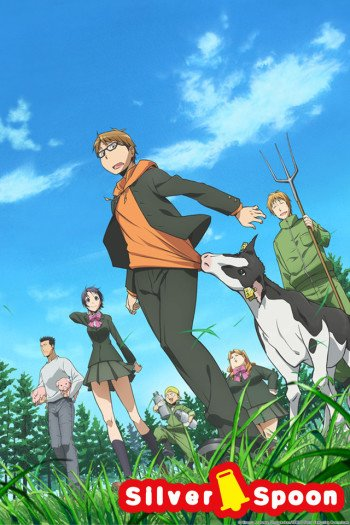 Silver Spoon Main Image