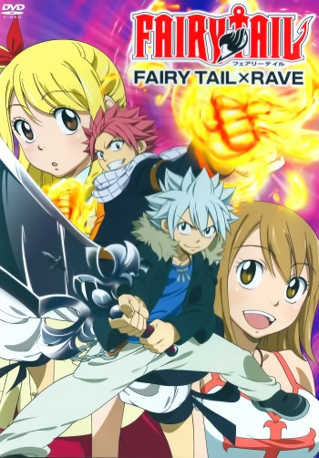 Fairy Tail x Rave main image