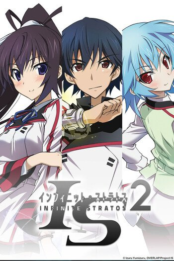 Infinite Stratos 2 main image