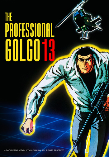 Golgo 13: The Professional main image