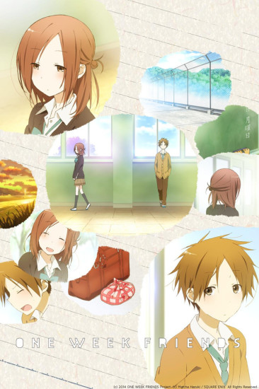 Isshuukan Friends.