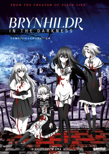 Brynhildr in the Darkness main image