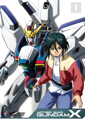Mobile New Century Gundam X main image