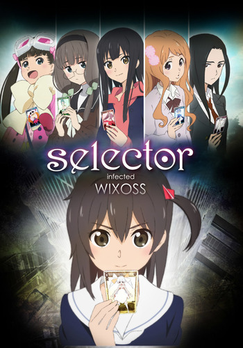 Selector Infected WIXOSS main image