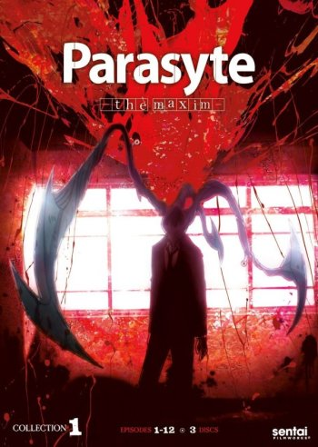 Parasyte -the maxim- Main Image