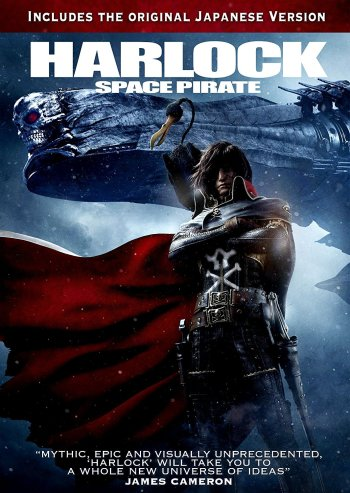 Captain Harlock (2013) main image