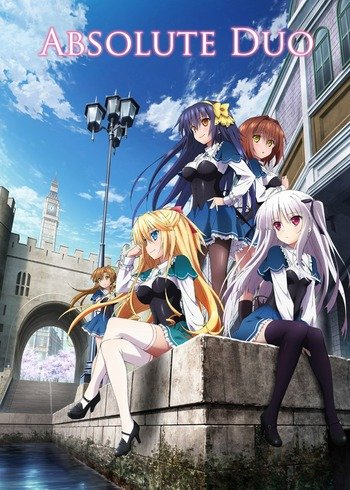 Absolute Duo Main Image