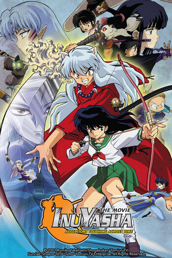 InuYasha The Movie 1: Affections Touching Across Time main image