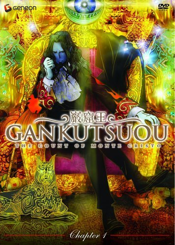 Gankutsuou: The Count of Monte Cristo main image
