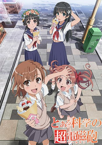 A Certain Scientific Railgun OVA