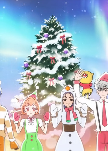 Anime Merry Christmas.Watch A Day Before Us Merry Christmas Episode 1 Online