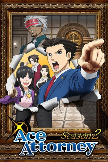 Watch Ace Attorney Season 2 Episode 1 Online - The Lost