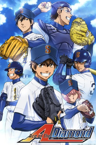 Diamond no Ace Anime Cover