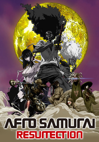 Afro Samurai Resurrection main image