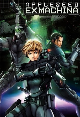 Appleseed: Ex Machina main image